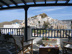 Markos Villagel in Ios island - Greece